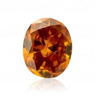 Fancy Deep Orange Diamond