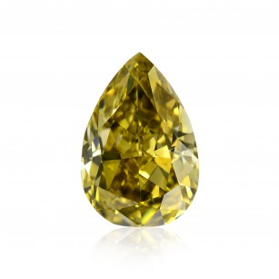 Fancy Deep Brownish Yellow Diamond