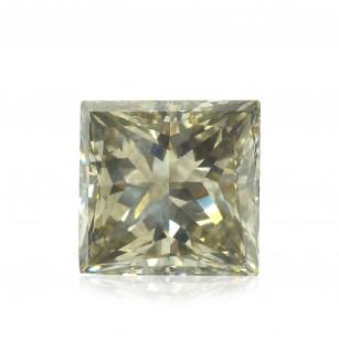 Fancy Greenish Yellow Gray Diamond