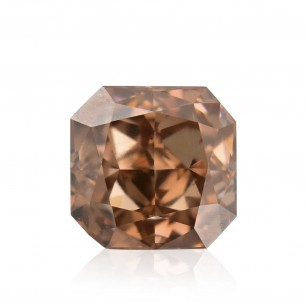 Fancy Orangy Champagne Diamond