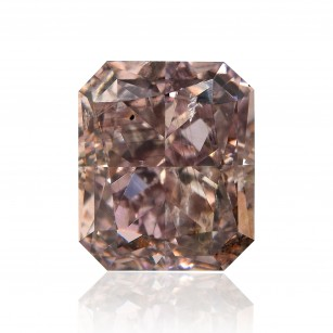 Fancy Brown Pink Diamond