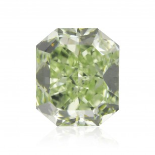 Fancy Yellowish Green Diamond
