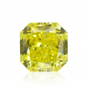 Fancy Vivid Yellow Diamond