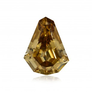 Fancy Deep Brown Yellow Diamond