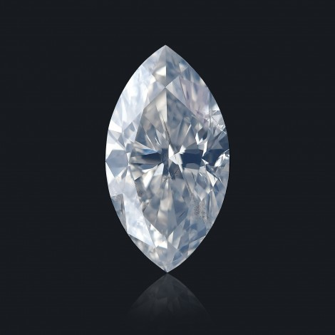 1 01 Carat Fancy White Diamond Marquise Shape I1