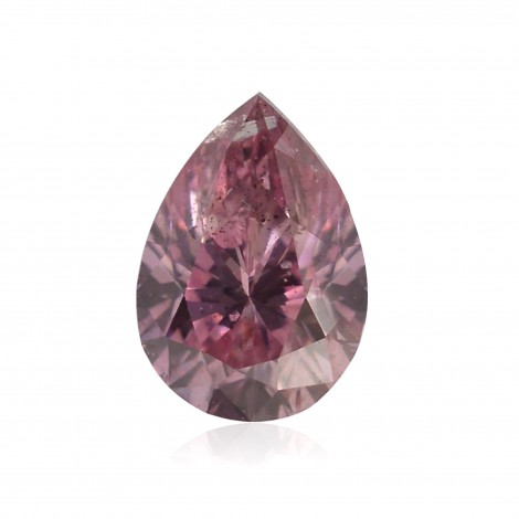 Fancy Intense Purple Pink Diamond