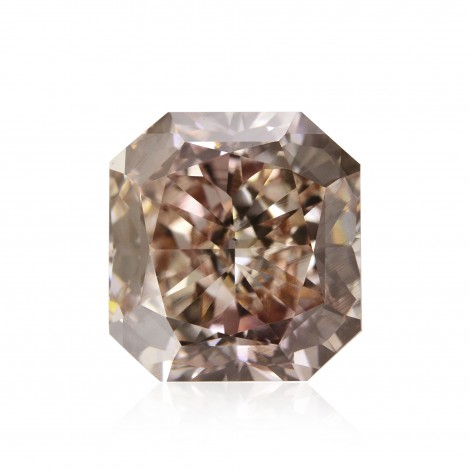 Fancy Pinkish Champagne Diamond