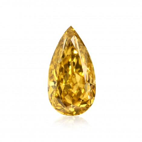 Fancy Intense Brown Yellow Diamond