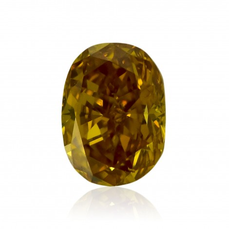 Fancy Deep Orange Yellow Diamond