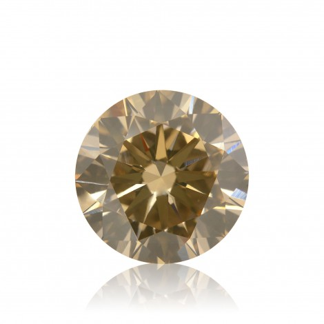 Fancy Yellowish Champagne Diamond