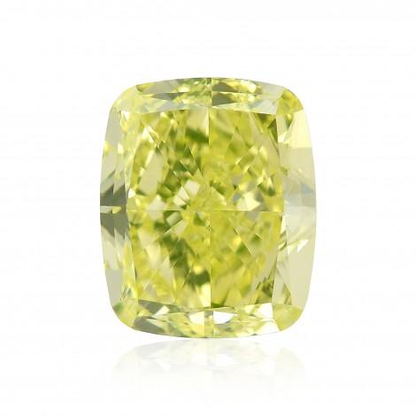 Fancy Green Yellow Diamond
