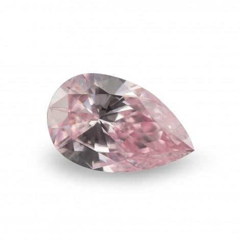 0.16 carat, Fancy Pink Diamond, Pear Shape, VS2 Clarity, ARGYLE & GIA