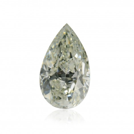Fancy Light Yellowish Green Diamond