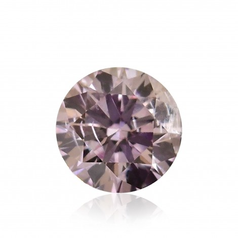 Fancy Light Purplish Pink Diamond