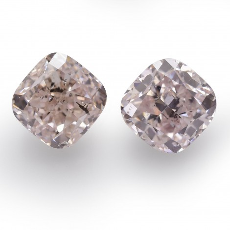 Fancy Pinkish Champagne Diamond