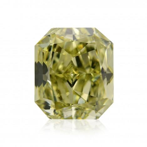 Fancy Deep Green Yellow Diamond