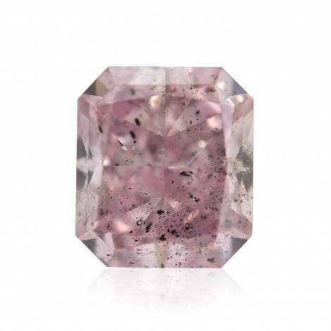 Fancy Grayish Pinkish Purple Diamond
