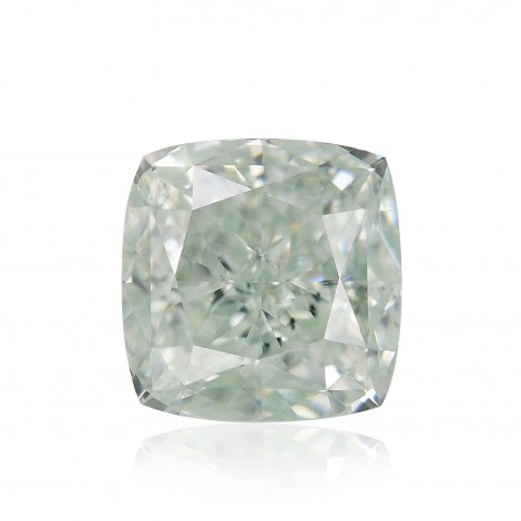 Fancy Grayish Green Diamond