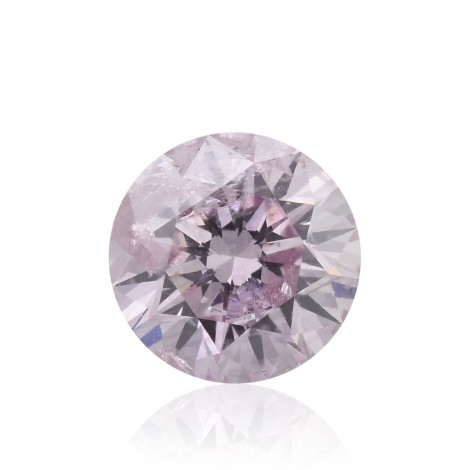 Fancy Grayish Pink Purple Diamond
