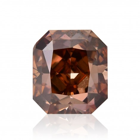 Fancy Dark Pink Champagne Diamond