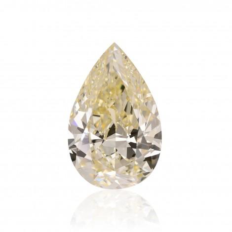 Fancy Light Brownish Yellow Diamond