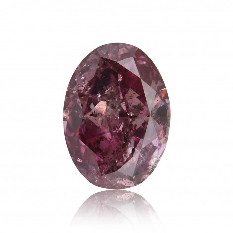 Fancy Deep Purple Pink Diamond