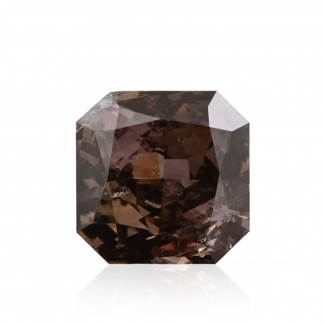 Fancy Dark Pinkish Champagne Diamond