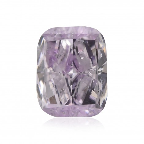 Fancy Pinkish Purple Diamond