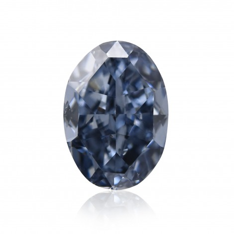Fancy Deep Blue Diamond