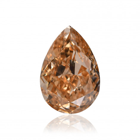 Fancy Brownish Yellowish Orange Diamond