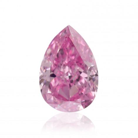 Fancy Vivid Purple Pink Diamond