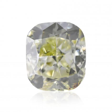 Fancy Grayish Yellowish Green Diamond