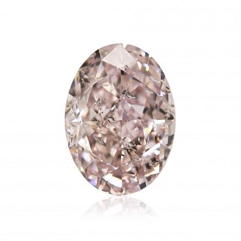 Fancy Light Brown Purple Diamond