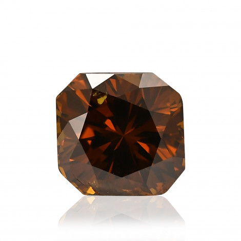 Fancy Dark Orange Diamond