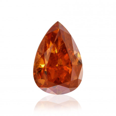 Fancy Deep Yellowish Orange Diamond