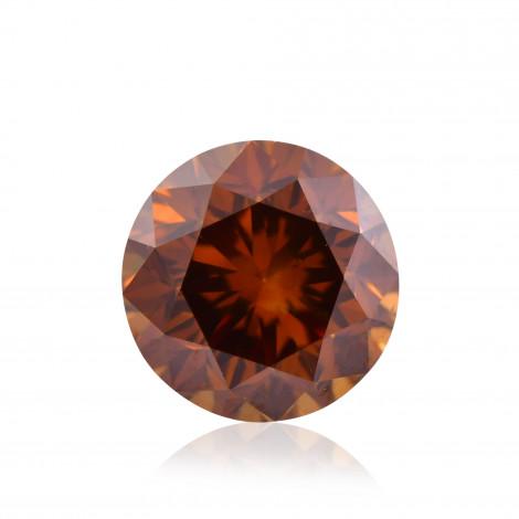 Fancy Deep Brown Orange Diamond