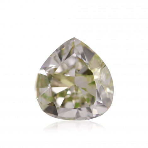Fancy Gray Yellowish Green Diamond
