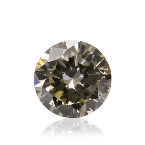 Fancy Gray Greenish Chameleon Diamond