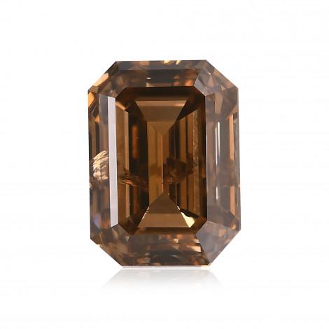 Fancy Orangy Champagne Diamond