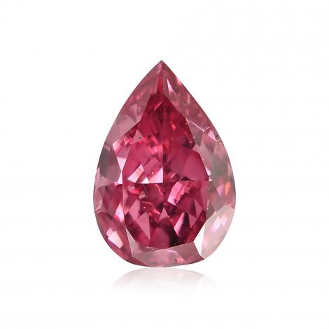 Fancy Vivid Purplish Pink Diamond