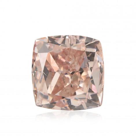 1 03 Carat Fancy Pink Diamond Cushion Shape Si2 Clarity