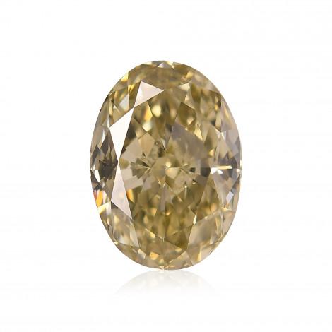 Fancy Brownish Greenish Yellow Diamond