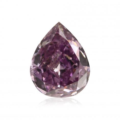 Fancy Deep Pink Purple Diamond