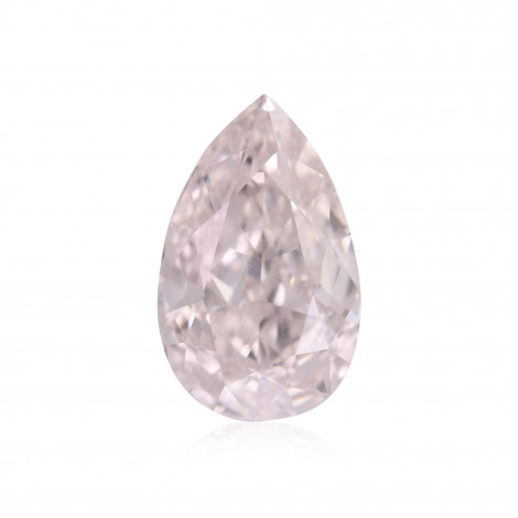 Very Light Pink Diamond