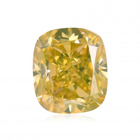 Fancy Brownish Yellow Diamond