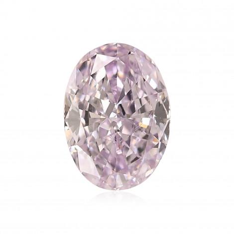 Fancy Light Pinkish Purple Diamond