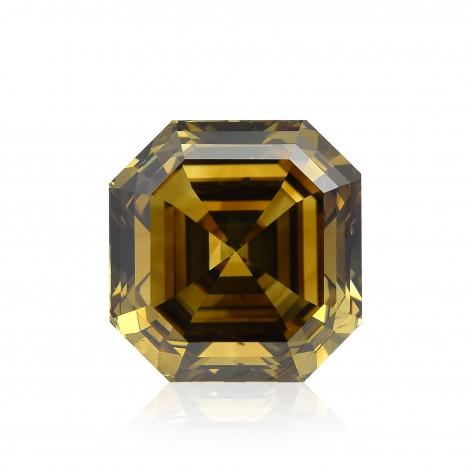 Fancy Deep Yellow Champagne Diamond