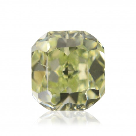 Fancy Light Yellow Green Diamond