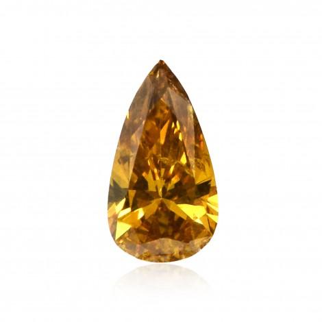 Fancy Deep Yellowish Brownish Orange Diamond
