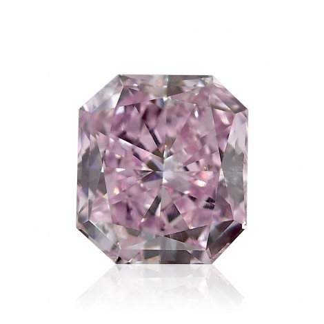 Fancy Pink Purple Diamond